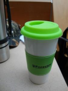 Coffee Mug - $15